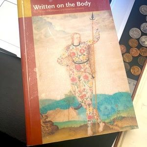 Written on the Body Tattoo Textbook